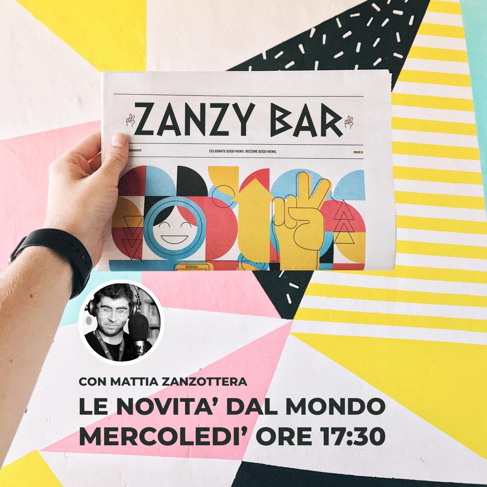 Le dirette di RADIO MAST – Zanzybar