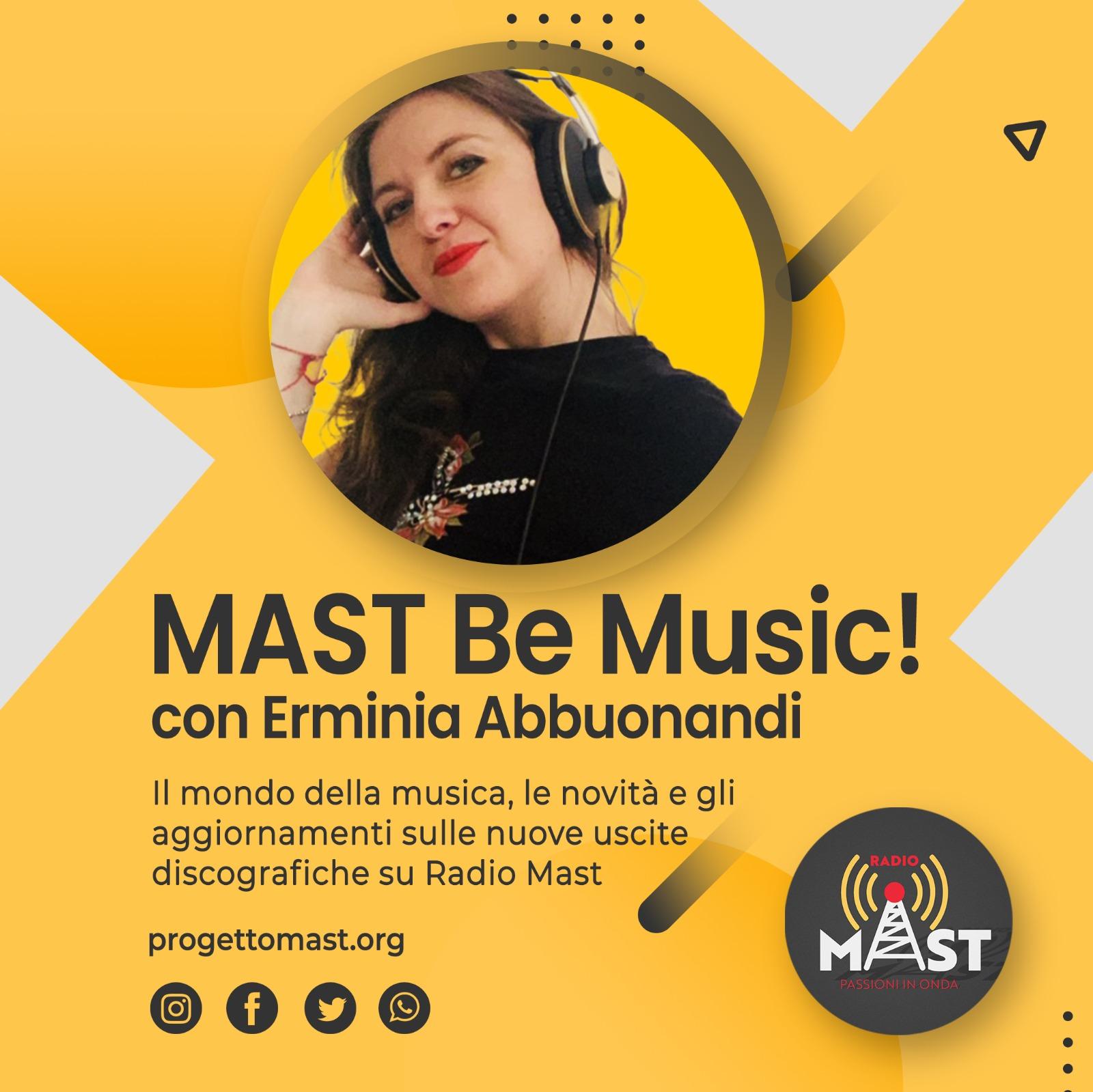 I podcast di RADIO MAST – MAST Be Music (puntata 1)
